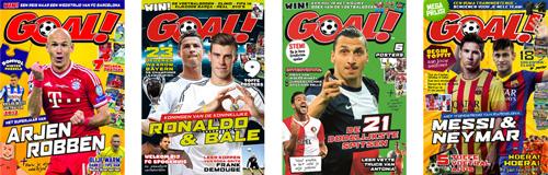 goal magazine abonnement en proefabonnement