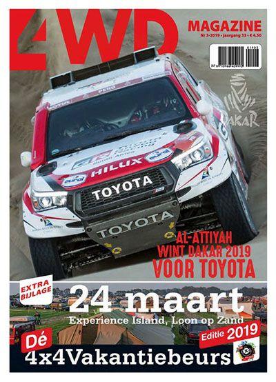 4WD Magazine aanbiedingen