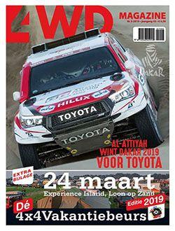 4WD Magazine aanbiedingen voor een abonnement of proefabonnement