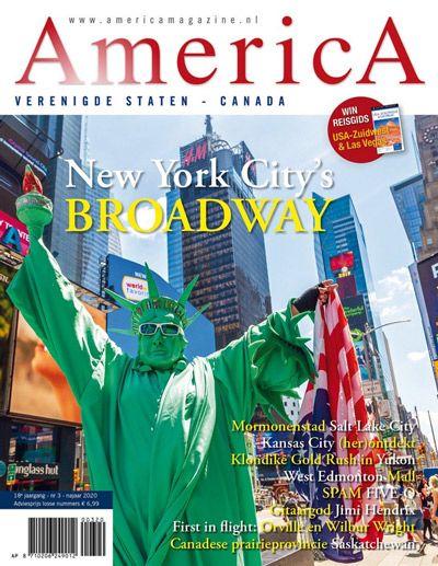 AmericA Magazine aanbiedingen
