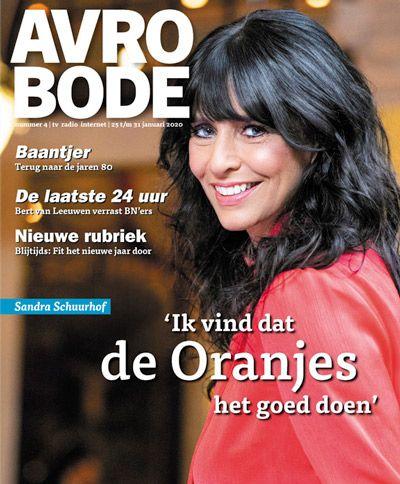 Afbeeldingsresultaat voor avrobode magazine nederland cover