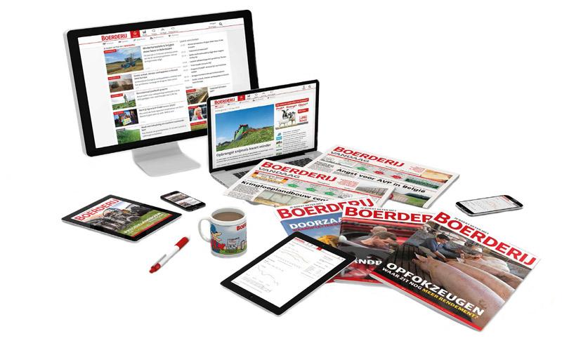 Boerderij vakblad en website