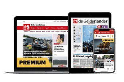 De Gelderlander Digitaal aanbiedingen