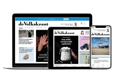 De Volkskrant Digitaal aanbiedingen