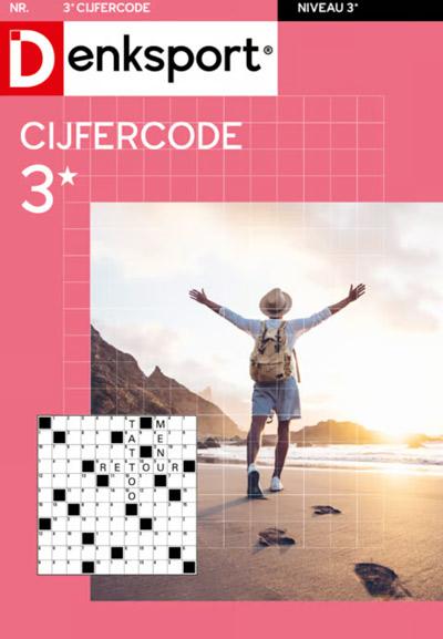 Denksport Cijfercode 3 sterren aanbiedingen
