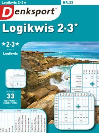 Denksport Logikwis 3 sterren aanbiedingen