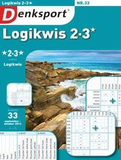 Denksport Logikwis 3 sterren aanbiedingen voor een abonnement of proefabonnement