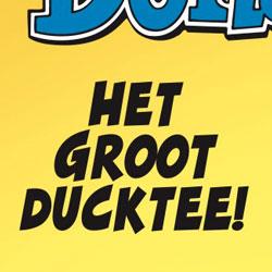 Donald Duck helpt school in Rotterdam om taalachterstand te verkleinen