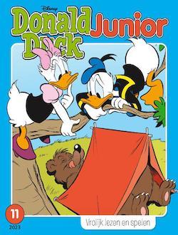 Donald Duck Junior aanbiedingen voor een abonnement of proefabonnement