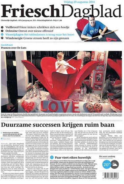 Friesch Dagblad aanbiedingen