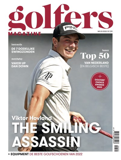 Golfers Magazine aanbiedingen