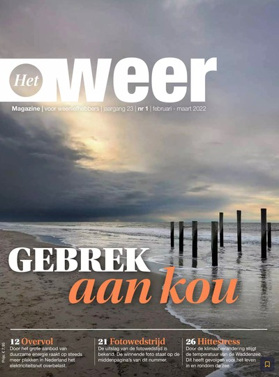 Het Weer Magazine aanbiedingen