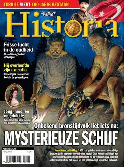 Historia aanbiedingen