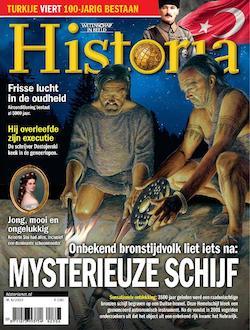 Historia aanbiedingen voor een abonnement of proefabonnement