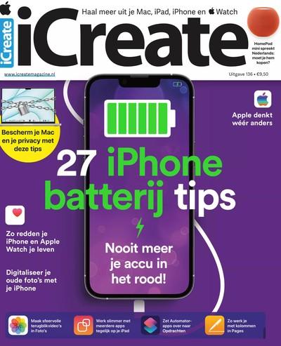 iCreate Magazine aanbiedingen