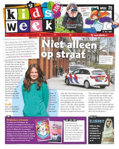 Kidsweek aanbiedingen