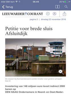 Leeuwarder Courant Digitaal aanbiedingen voor een abonnement of proefabonnement