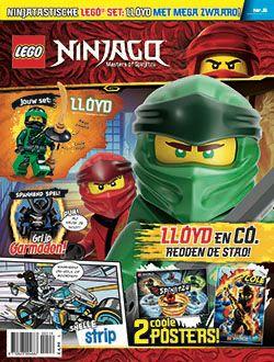 Lego Ninjago aanbiedingen voor een abonnement of proefabonnement