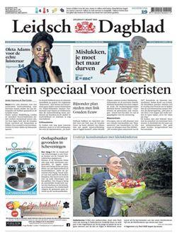 Leidsch Dagblad Zaterdag aanbiedingen voor een abonnement of proefabonnement