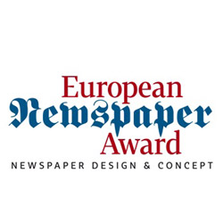 """De Limburger (weer) uitgeroepen """"Europese Krant van het Jaar 2017"""""""