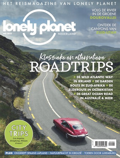 Afbeeldingsresultaat voor lonely planet traveller magazine nederland cover