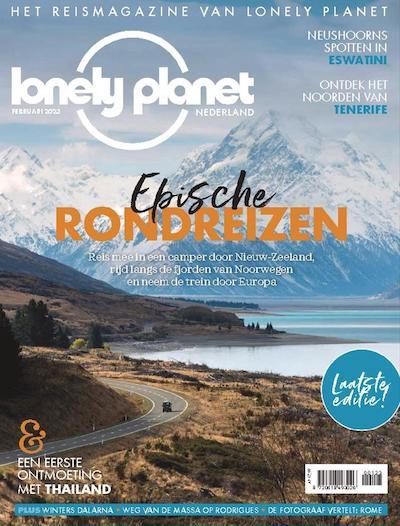 Lonely Planet Traveller Magazine aanbiedingen