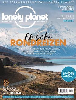 Lonely Planet Traveller Magazine aanbiedingen voor een abonnement of proefabonnement