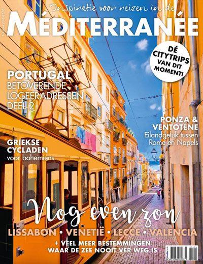 Afbeeldingsresultaat voor mediterrane magazine nederland cover