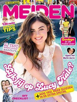 Meiden Magazine aanbiedingen voor een abonnement of proefabonnement