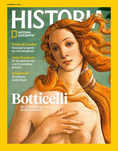 National Geographic Historia aanbiedingen