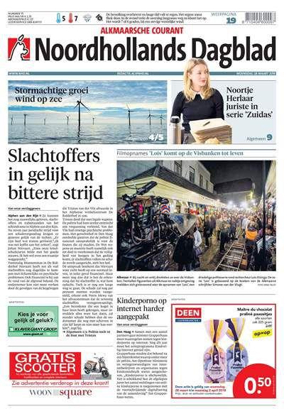 Noordhollands Dagblad Zaterdag aanbiedingen