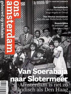 Ons Amsterdam aanbiedingen voor een abonnement of proefabonnement