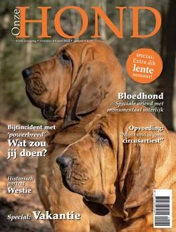 Onze Hond aanbiedingen voor een abonnement of proefabonnement