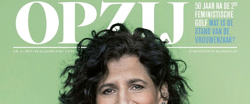 Het feministisch opinieblad Opzij krijgt een nieuwe uitgever