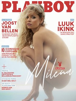 Playboy aanbiedingen voor een abonnement of proefabonnement