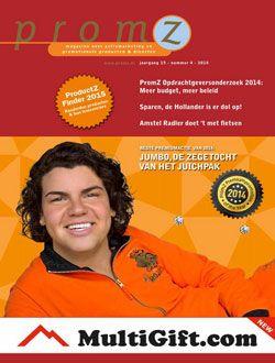 PromZ Magazine aanbiedingen voor een abonnement of proefabonnement