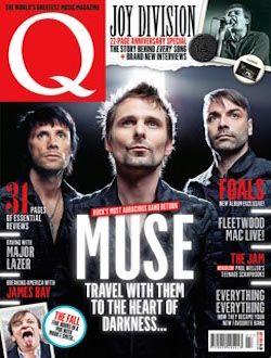 Q Magazine  aanbiedingen voor een abonnement of proefabonnement