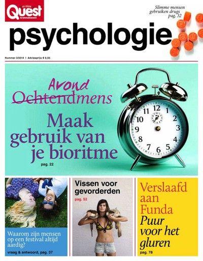 Quest Psychologie aanbiedingen