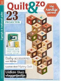 Quilt & Zo aanbiedingen voor een abonnement of proefabonnement