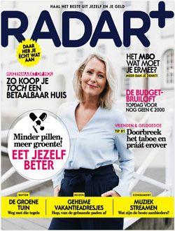 RADAR+ aanbiedingen voor een abonnement of proefabonnement