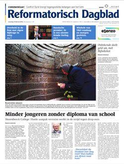 Reformatorisch Dagblad aanbiedingen voor een abonnement of proefabonnement