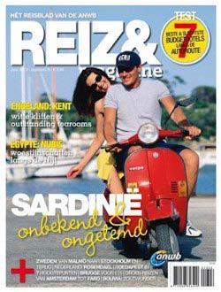 REIZEN magazine  aanbiedingen voor een abonnement of proefabonnement