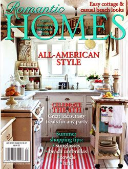 Romantic Homes  aanbiedingen voor een abonnement of proefabonnement