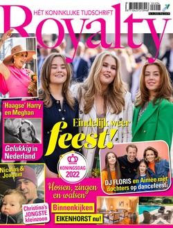 Royalty aanbiedingen voor een abonnement of proefabonnement