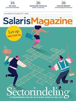 Salaris Magazine aanbiedingen voor een abonnement of proefabonnement