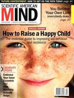 Scientific American Mind  aanbiedingen voor een abonnement of proefabonnement