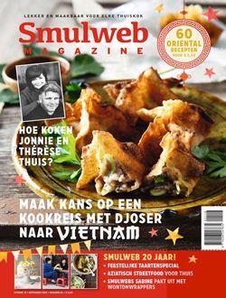 Smulweb Magazine aanbiedingen voor een abonnement of proefabonnement