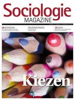 Sociologie Magazine aanbiedingen voor een abonnement of proefabonnement