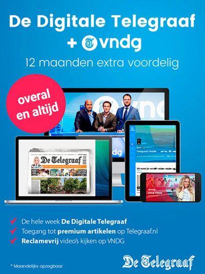 De Telegraaf Digitaal aanbiedingen