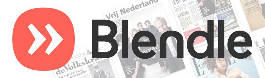 Na NRC verdwijnt ook De Telegraaf uit Blendle Premium